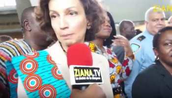 Semaine Africaine UNESCO 2019. Interview de Mme Audrey AZOULAY, D.G. de l'UNESCO (2)